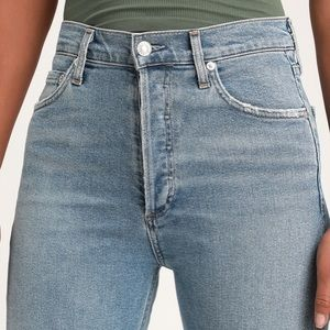 Agolde Jeans - AGOLDE High Rise skinny jeans Size 24
